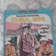 Comics: CUBA, 1898, DE FERNANDO FERNANDEZ. Lote 209911808