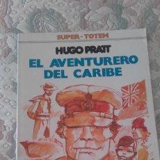 Comics : EL AVENTURERO DEL CARIBE, DE HUGO PRATT. Lote 209911847