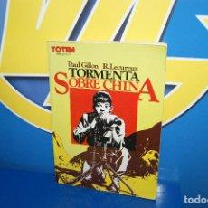 Cómics: COMIC BIBLIOTECA TOTEM, Nº 13. TORMENTA SOBRE CHINA-NUEVA FRONTERA S.A.. Lote 210188418