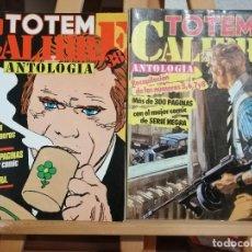 Cómics: CALIBRE 38 - ANTOLOGIA TOMO 1 Y 2. Lote 210411872