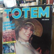 Cómics: TOTEM MAGAZINE - Nº 68. Lote 210446443