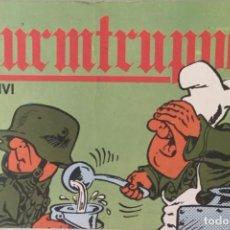 Cómics: STURMTRUPPEN. BONVI.. Lote 210726470
