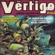 Cómics: VERTIGO Nº 5 - EDICION ESPAÑOLA DE PILOTE - NUEVA FRONTERA. Lote 211296414