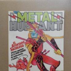 Cómics: METAL HURLANT Nº 42 NUEVA FRONTERA. Lote 211477692
