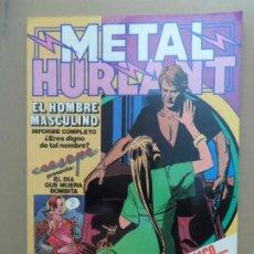 Cómics: METAL HURLANT Nº 15 NUEVA FRONTERA. Lote 211477890
