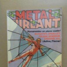 Cómics: METAL HURLANT Nº 4 NUEVA FRONTERA. Lote 211478034