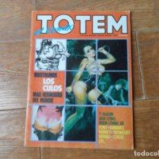 Cómics: TOTEM EL COMIX Nº 21 TOUTAIN. Lote 211483630