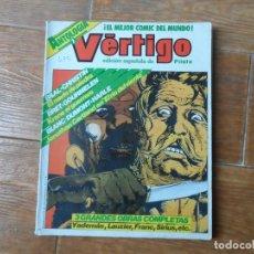 Cómics: VÉRTIGO, ANTOLOGIA Nº 2, RETAPADO, EDITORIAL NUEVA FRONTERA. Lote 211483951