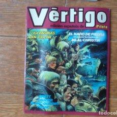 Cómics: VERTIGO Nº 5 EDICION ESPAÑOLA DE PILOTE NUEVA FRONTERA. Lote 211616859