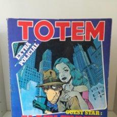 Cómics: TOTEM EXTRA NÚMERO 14 ESPECIAL POLICIAL ALACK SINNER. Lote 211620355