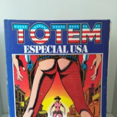 Cómics: TOTEM, ESPECIAL USA 4 - TOTEM EXTRA NUMERO 13. Lote 211620941