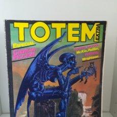 Cómics: TOTEM, ESPECIAL CIENCIA FICCIÓN - TOTEM EXTRA NÚMERO 21. Lote 211621057