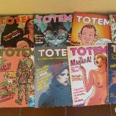 Cómics: TOTEM NUM DEL 48 AL 58, FALTA EL 54, A ELEGIR.. Lote 212841051