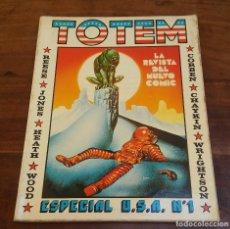 Cómics: TOTEM ESPECIAL USA Nº 1. Lote 212842903