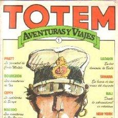 Comics : TOTEM.AVENTURAS Y VIAJES. Nº 1. A-COMIC-5626. Lote 213275563