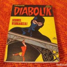 Cómics: DIABOLIK Nº 9 CRUEL VENGANZA EN ESPAÑOL. Lote 213885436