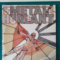 Cómics: METAL HURLANT Nº 47 EDICION FRANCESA CORBEN, CHALAND, MOEBIUS, SHUITEN ET RENARD. Lote 213916591