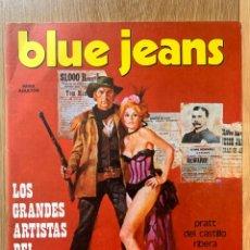 Cómics: BLUE JEANS Nº 6 - LOS GRANDES DEL CÓMIC. Lote 213946230