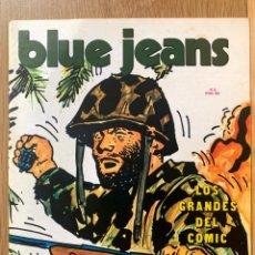 Cómics: BLUE JEANS Nº 8 - LOS GRANDES DEL CÓMIC. Lote 213946296
