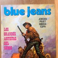 Cómics: BLUE JEANS Nº 12 - LOS GRANDES DEL CÓMIC. Lote 213946470