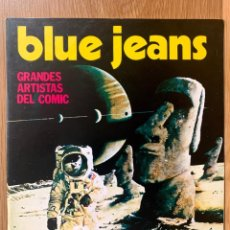 Cómics: BLUE JEANS Nº 13 - LOS GRANDES DEL CÓMIC. Lote 213946505