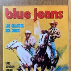 Cómics: BLUE JEANS Nº 16 - LOS GRANDES DEL CÓMIC. Lote 213946641