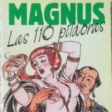 Cómics: LAS 110 PILDORAS MAGNUS. Lote 214594996