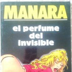 Cómics: EL PERFUME INVISIBLE MILO MANARA TOMO. Lote 214756281