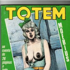 Comics : TOTEM Nº 25 .- EDITORIAL NUEVA FRONTERA. Lote 215282647
