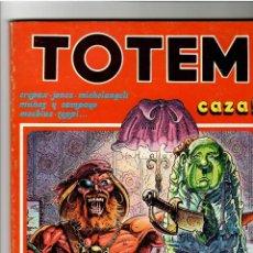 Comics : TOTEM EXTRA Nº 18 .- EDITORIAL NUEVA FRONTERA. Lote 215286758