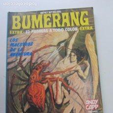Comics: SUPER BUMERANG EXTRA Nº 17 NUEVA FRONTERA CX69. Lote 215780467