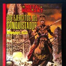 Comics: METAL HURLANT COLECCIÓN NEGRA LA VENGANZA DEL CONQUISTADOR DIONNET Nº 18 MUY BUEN ESTADO. Lote 218237602