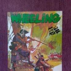 Cómics: WHEELING HUGO PRATT BIBLIOTECA TOTEM. Lote 218893686