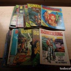 Cómics: BUMERANG Y SUPER MUMERANG - COMPLETA - 24 NÚMEROS EDITORIAL NUEVA FRONTERA - NUEVOS. Lote 221647677