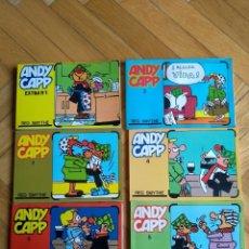 Cómics: ANDY CAPP COMPLETA A FALTA DE 1 TIRA. Lote 221750305