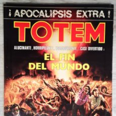 Cómics: TOTEM - EL FIN DEL MUNDO. Lote 221866790