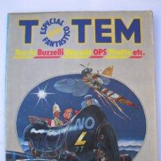 Cómics: TOTEM EXTRA - Nº 17 - ESPECIAL FANTÁSTICO Nº 1 - EDITORIAL NUEVA FRONTERA.. Lote 221879871