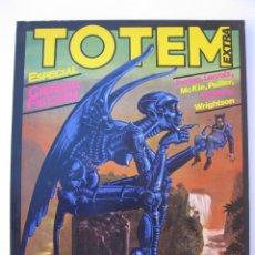 Cómics: TOTEM EXTRA - Nº 21 - ESPECIAL CIENCIA-FICCIÓN - EDITORIAL NUEVA FRONTERA.. Lote 221880993