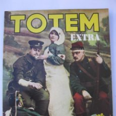 Cómics: TOTEM EXTRA - Nº 9 - ESPECIAL GUERRA - EDITORIAL NUEVA FRONTERA.. Lote 221881211