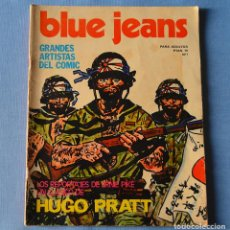 Cómics: BLUE JEANS - Nº 1 - HUGO PRATT. Lote 221900850