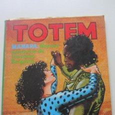 Cómics: TOTEM - 38 - MANARA - LUIS GARCIA - HUGO PRAT NUEVA FRONTERA ARX5. Lote 222240903
