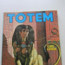 Cómics: TOTEM Nº 32: CAVE CANEM. PELIGROSO NUEVA FRONTERA ARX5. Lote 222241321
