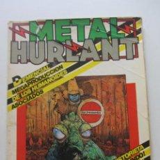 Cómics: METAL HURLANT - Nº 5 - ED EUROCOMIC- 1977 ARX5. Lote 222241675