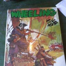 Cómics: COMIC WHEELING. HUGO PRATT. TOTEM BIBLIOTECA. 1981. Lote 222422206