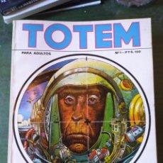Cómics: LOTE 15 COMIC DE TOTEM, VARIOS, N1-15. Lote 222426647