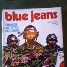 Cómics: LOTE 11 COMIC DE BLUE JEANS 1-15. Lote 222432133