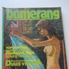 Comics: BUMERANG Nº 20. TOPPI, BONVI, BARRIO, BENOIT, FERNÁNDEZ, VERN, BOUCQ, LESUEUR. NUEVA FRONTERA AXR7. Lote 223029777