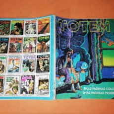 Cómics: TOTEM Nº 22 . EDITORIAL NUEVA FRONTERA 1977.. Lote 224225163