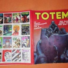 Cómics: TOTEM Nº 31. EDITORIAL NUEVA FRONTERA. 1977. Lote 224226865