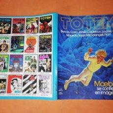 Cómics: TOTEM Nº 27. EDITORIAL NUEVA FRONTERA 1977. Lote 224228203